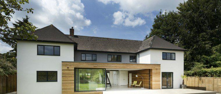 Extension bois : confort et esthétique