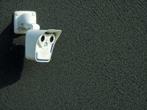 Systèmes d'alarme et vidéosurveillance : caméra