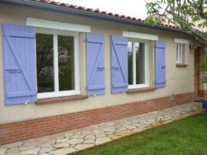 Fenêtres maison