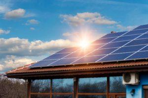 Panneaux solaires énergie